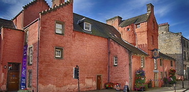 Abbot House in Dunfermline by Dkardokas