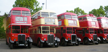 The Scottish Vintage Bus Museum