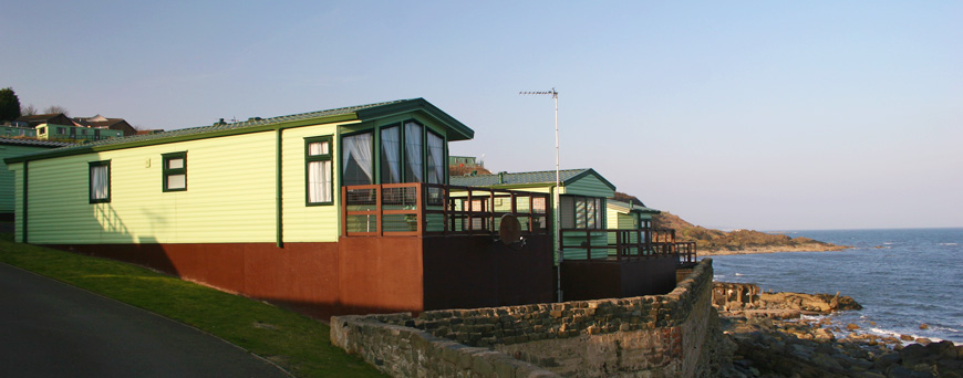 Sea views for your mobile home